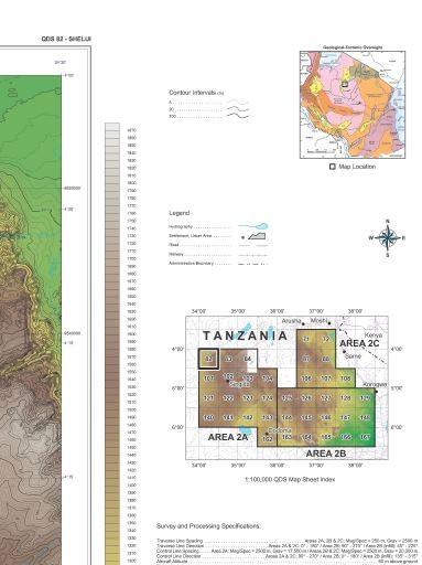 QDS 082: Digital Elevation Model