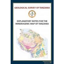Explanatory Notes for the Minerogenic Map of Tanzania